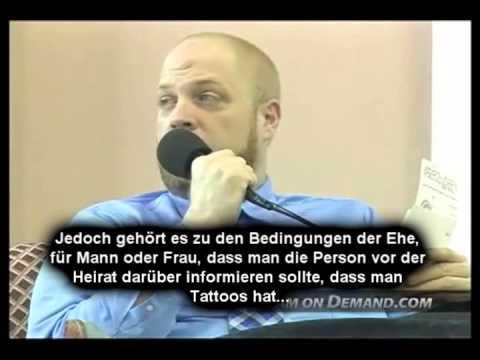 Muss Der Islam-Konvertit Seine Tattoos Entfernen? - Imam Suhaib Webb