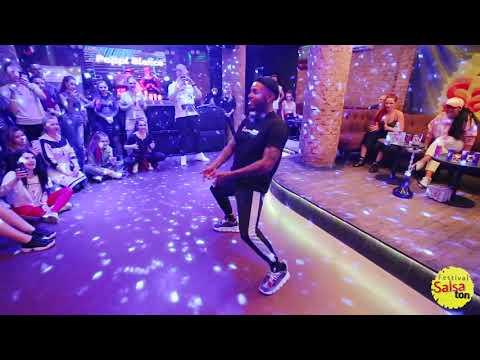 Yoyo FLOW - REGGAETON New Style - SALSA TON festival Kiev 2019
