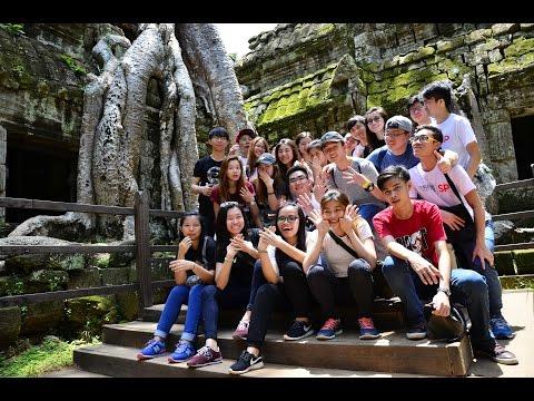 OCIP UNACAS 10 Cambodia Trip (With Interview)