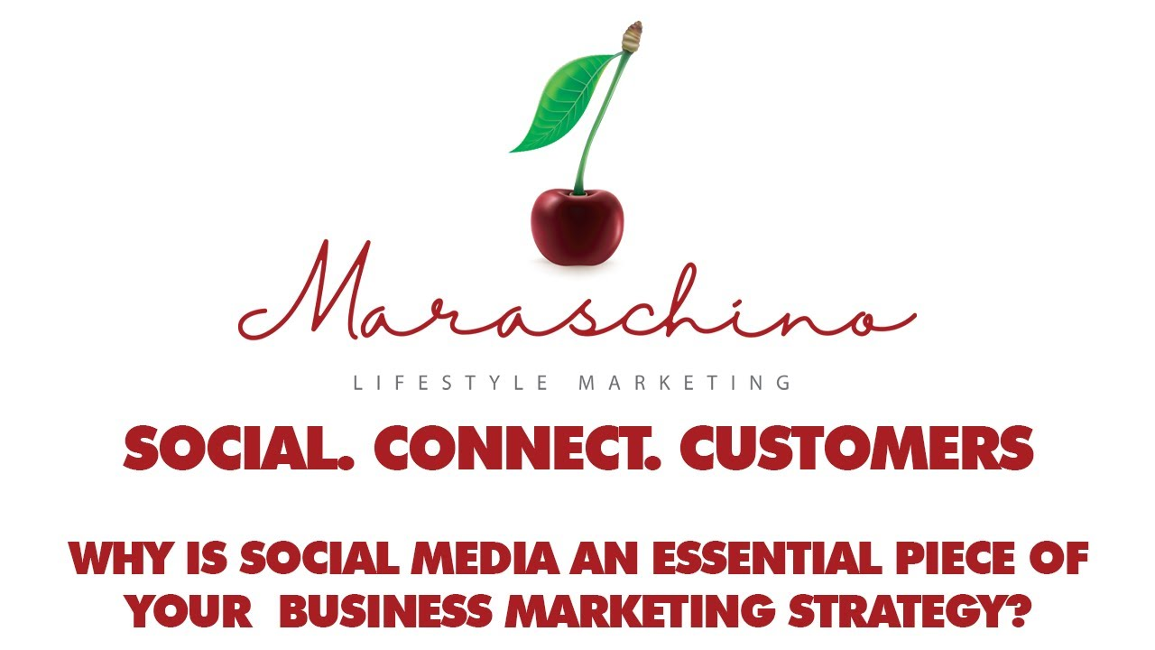 Why is Social media an essential piece of your business marketing strategy?