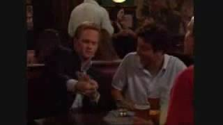 How i met your mother - Season 3 Bloopers Pt2