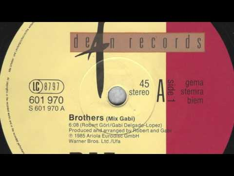 DAF - Brothers (Mix Gabi) mp3