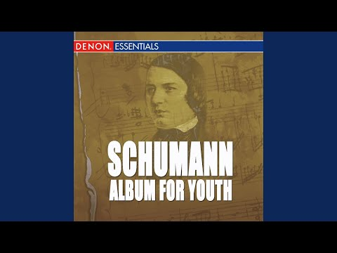 Album For Youth, Op. 68: No. 34. A Theme