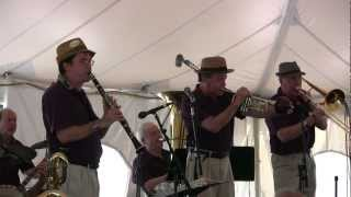 When my dreamboat comes home - Wolverine Jazz Band - Hot Steamed Jazz Festival 2012