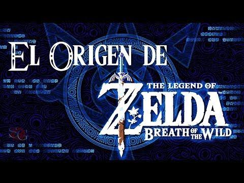 El Origen de Breath of the Wild    [TEORÍA] The Legend of Zelda