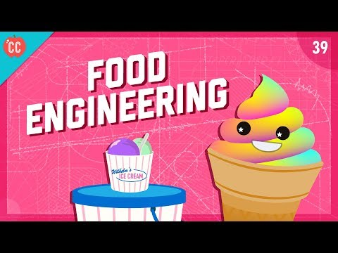 Mass-Producing Ice Cream with Food Engineering: Crash Course Engineering #39 thumbnail