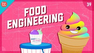 Mass-Producing Ice Cream with Food Engineering: Crash Course Engineering #39
