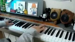 弾きました。この曲ノーナで1番すき!