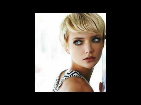 Short Funky Hairstyles For Oval Faces । Funky Short Hairstyles