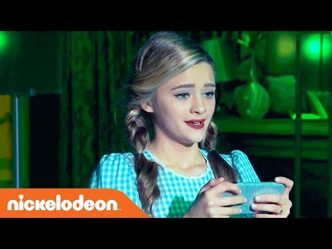 Lizzy Greene Performs 'Together' Wonderful Wizard of Quads Music Video | NRDD | Nick