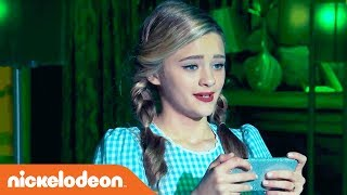 Lizzy Greene Performs 'Together' Wonderful Wizard of Quads Music Video | NRDD | Nick thumbnail