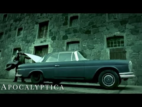 Apocalyptica - 'Somewhere Around Nothing' (Official Video)