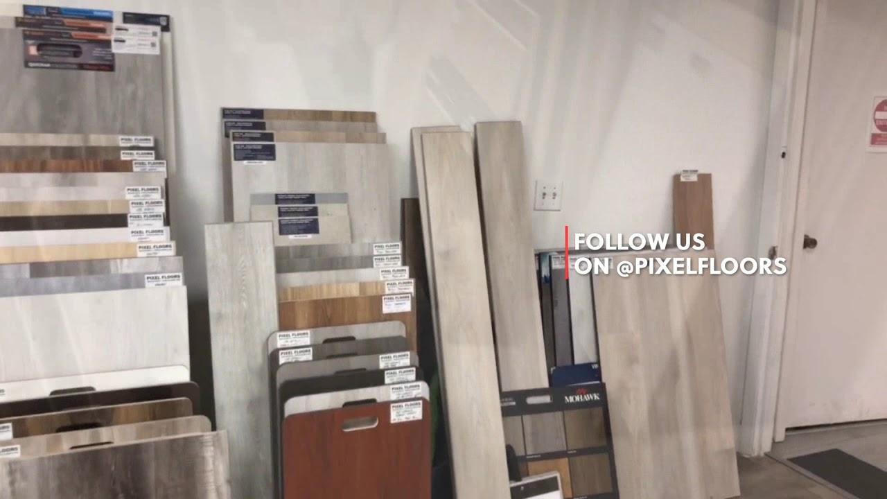 Flooring Specialist Showroom Pixel Floors ツ