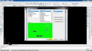 how to page setup autocad 2007 bangla tutorial part 1