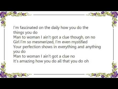 Babyface - Standing Ovation Lyrics | MetroLyrics
