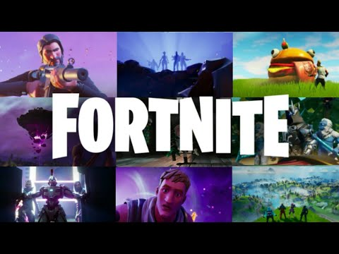 *ALL* Fortnite Cinematic Trailer (Seasons 1-11) HD/ Fortnite Todos Los Trailers (Temporadas 1-11)