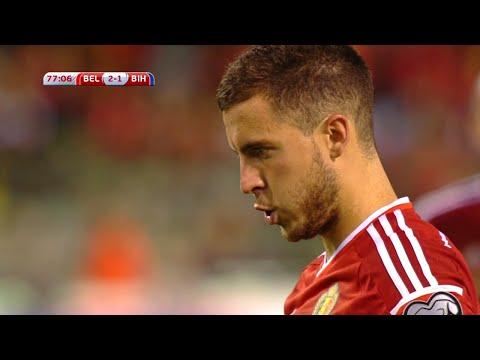 Eden Hazard vs Bosnia-Herzegovina (Home) 15-16 HD 720p By EdenHazard10i