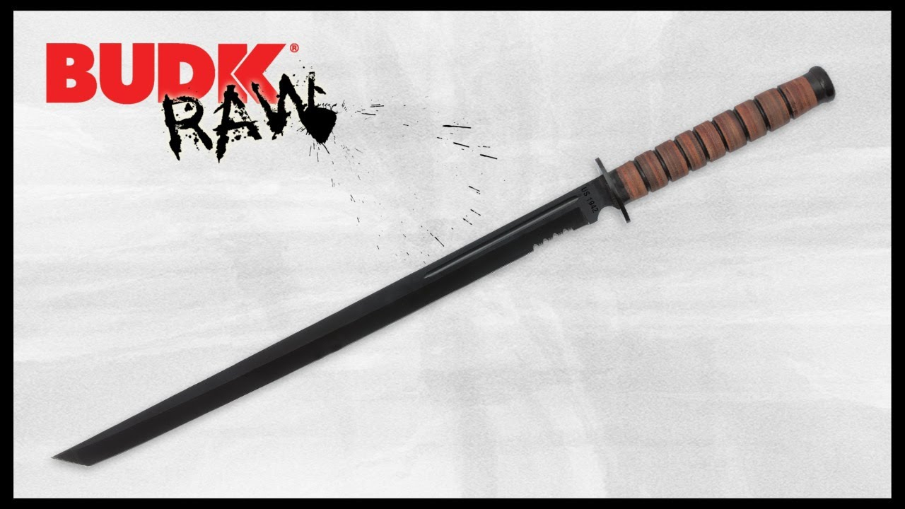 Us 1942 Combat Sword Amp Sheath 29 99 Youtube