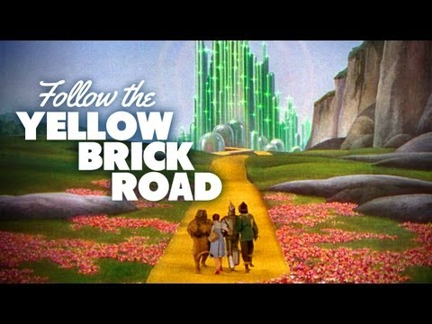 Follow The Yellow Brick Road - Part 1 - Finding Wisdom