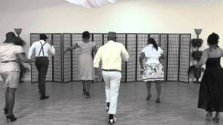 Official Soul Food Line Dance Video - Fantasia-Collard Greens and Cornbread