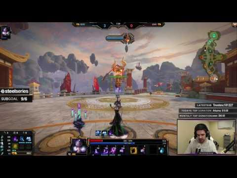 Smite: S4 Duel! | Any God to Masters! | Nox vs Freya | #20