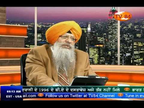 SOS 5/3/16 Part.1 Dr. Amarjit Singh :...