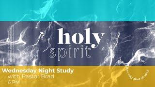 Holy Spirit Week 2 - Working of the Holy Spirit