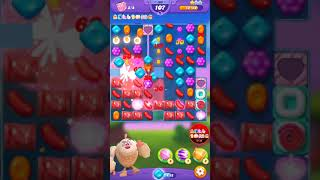 Candy Crush Friends Saga Level 166