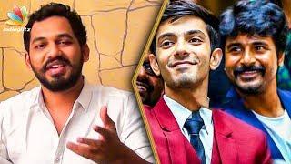 Sivakarthikeyan Anirudh Combo Broken by Me? : Hip Hop Aadhi Reveals   Interview    SK13, Maanavan