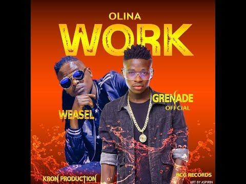 OLINA WORK - Weasel & Grenade  New Ugandan Music 2018 Sandrigo Promotar