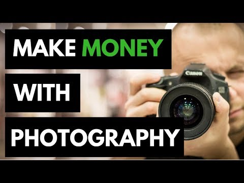 Photography Jobs Online - Make Money With Photography