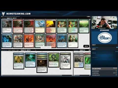 MTG | Modern Masters 2017 Draft 4 (reupload)