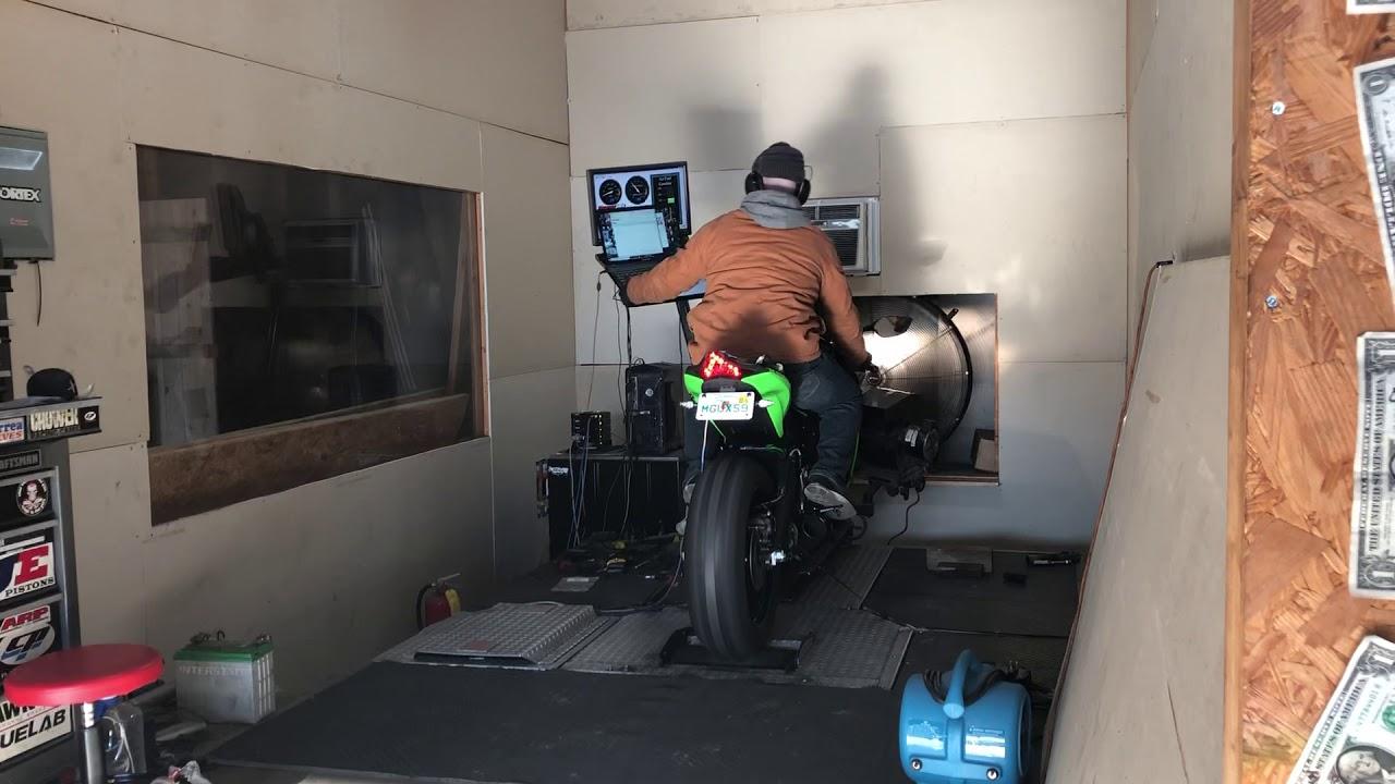 17' ZX10R Dyno tune Proven Power Tampa, Fl