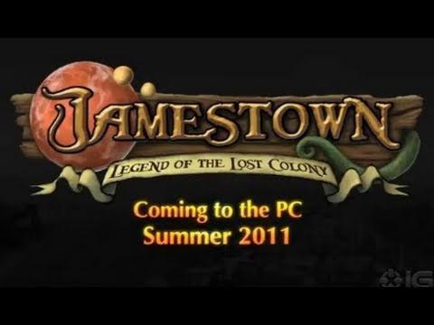 Jamestown: Gameplay Trailer