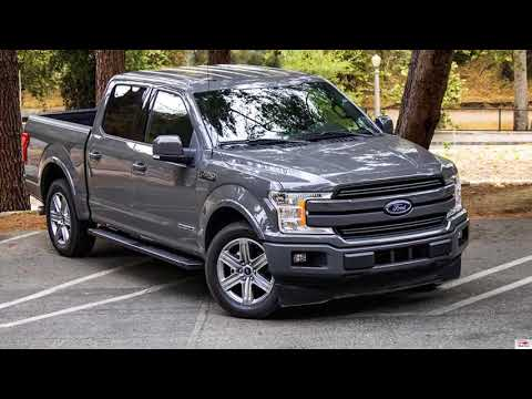 2018 Ford F-150 Diesel Review - How Does 850 Miles on a Tank Sound?