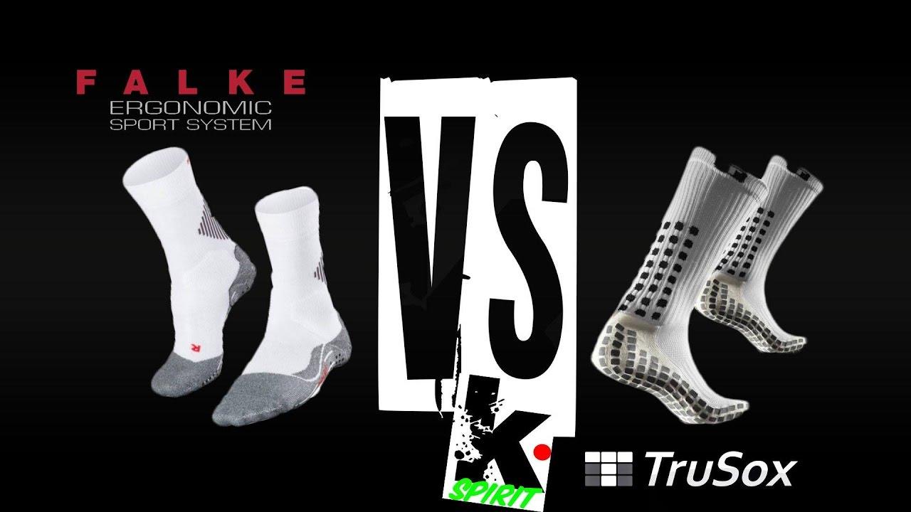 a666dbb1c Test ] Falke vs. TruSox - YouTube
