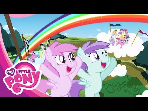 Мультики Дружба - это чудо про Пони - История знаков отличия