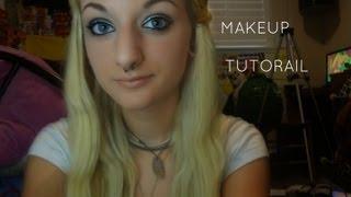 Black Sparkle Homecoming Makeup Thumbnail