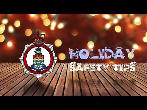 Cayman Islands Fire Service Holiday Safety Decorating Tips 2017