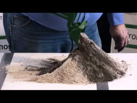 How to blend Dakota Peat and Sand