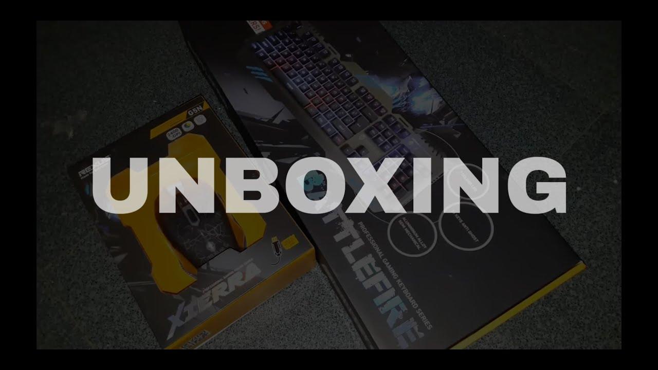 Rexus Gaming Keyboard Battle Fire K96 Daftar Harga Terbaru Dan Kx1 Backlight Semi Mechanical Unboxing Battlefire Xierra G5n