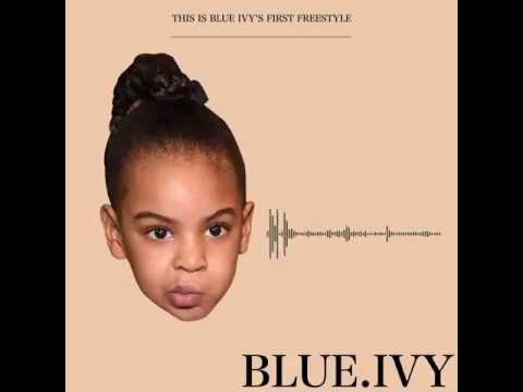 blue ivy Shakalaka ( From Jay'Z ) 2017
