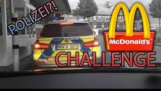 McDonalds PRANK mit Polizei! | Mitarbeiter macht STRESS | FLEX IT
