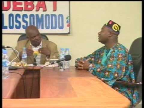 Semako Wobaho Debat Glossomodo & Baba Chaud