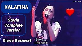 kalafina singing storia red moon 2010 album live complete version