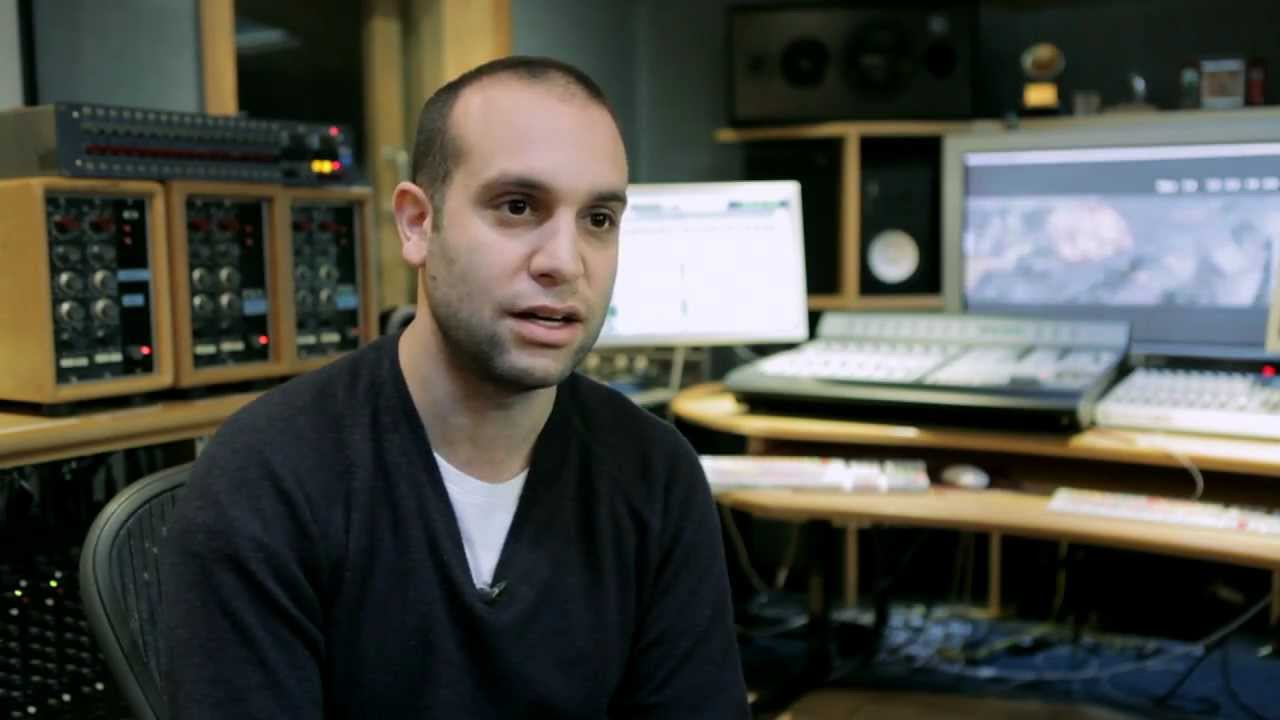 Ilan Eshkeri Coriolanus Ilan Eshkeri composer interview YouTube