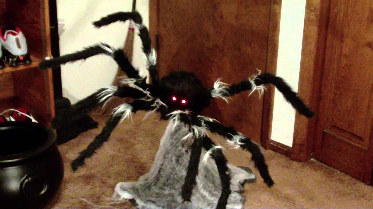Animated Halloween Spider | eBay
