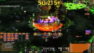 25 Druids vs. Archimonde HC