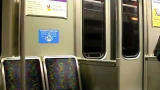 MBTA Red Line to Ashmont
