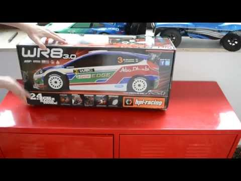 UNBOXiNG and MiNi-REViEW | HPI WR8 3.0 ABU DHABI